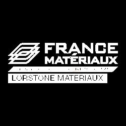 Lorstone - produits aménagement exterieur - logo France-materiaux